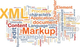 Xml-markup-language